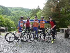 Jugend-Bezirksausflug nach Fell 31.05.2015 011