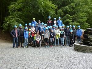 Jugend-Bezirksausflug nach Fell 31.05.2015 023